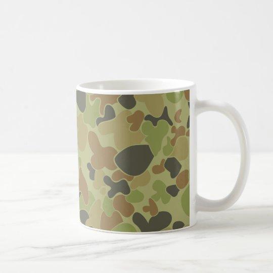 Auscam Tarnung Kaffeetasse