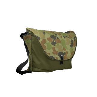 Auscam Tarnung Kurier Tasche