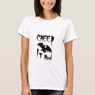 Ausdehnung es wirklicher T - Shirt