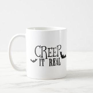 Ausdehnung es wirkliches Halloween Tasse