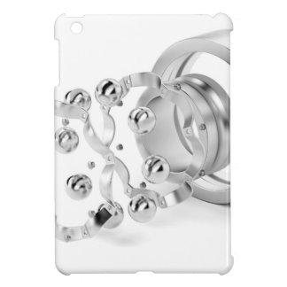 Auseinandergebautes Kugellager iPad Mini Hülle