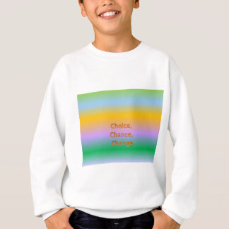 auserlesene Möglichkeit Änderung Sweatshirt