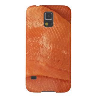 Ausgebeinte Lachse Samsung Galaxy S5 Cover