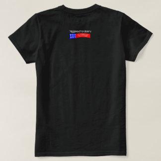 Ausgelöst für die T der Trumpf-Frauen T-Shirt