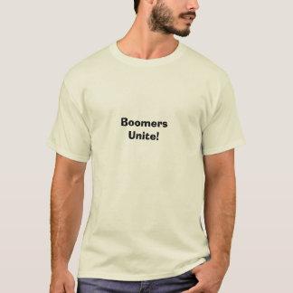 Ausgewachsene männliche Kängurus vereinigen! T-Shirt
