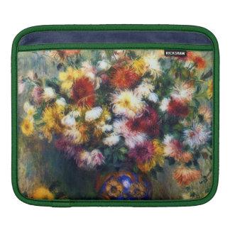 Ausgezeichnete Chrysantheme-Blumen-feine Kunst iPad Sleeve