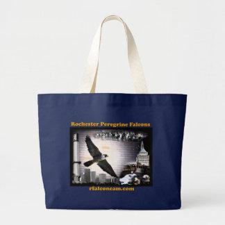 Ausländische Falken Taschen-Taschen-Rochesters Jumbo Stoffbeutel