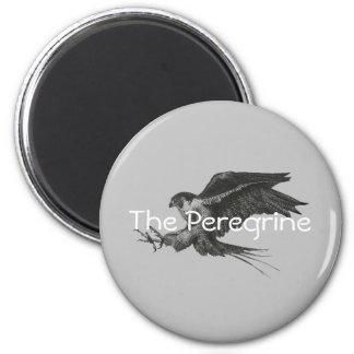 Ausländischer Falke-zeichnender Runder Magnet 5,7 Cm