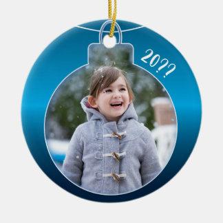 Ausschnitt-Verzierung - Weihnachten - Verzierung Keramik Ornament