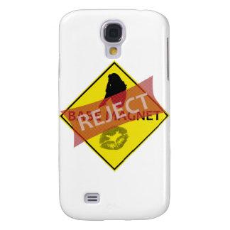 Ausschussbaby-Magnet-Verkehrsschild iPhone Fall Galaxy S4 Hülle