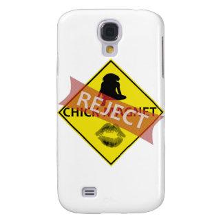Ausschussküken-Magnet-Verkehrsschild iPhone Fall Galaxy S4 Hülle