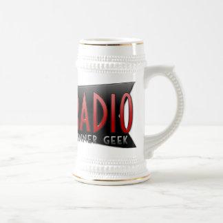 Aussenseiter RadioStein Bierglas