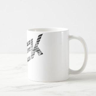 Aussenseiter Techie Material Kaffeetasse