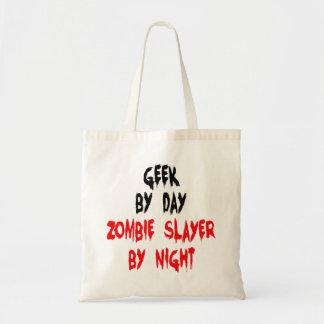 Aussenseiter-Zombie-Witz Tragetasche