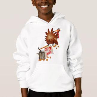 Außer BetriebErntedank-Shirt Hoodie