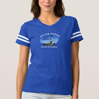 Äußere Bank-Andenken  -- Jersey-Shirt T-shirt