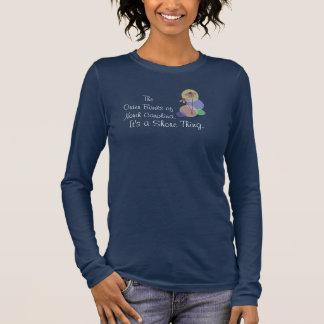 Äußere Bank-Ufer-Sache - T - Shirt