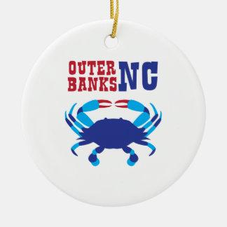 Äußere Banken Keramik Ornament