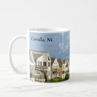 Äußere Banken, NC-StrandferienausgangsTasse Kaffeetasse