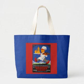 Ausstellung Boulangerie und Patisserie Jumbo Stoffbeutel