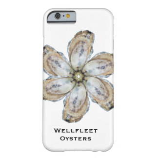 Austern-Blumen-Telefon-Kasten - entwerfen Sie A Barely There iPhone 6 Hülle