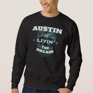 AUSTIN-Familie Livin der Traum. T - Shirt