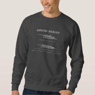 Austin Healeysprite-Auto-klassische wandernde Ente Sweatshirt