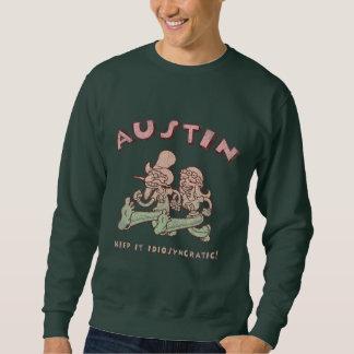 Austin idiosynkratisch sweatshirt