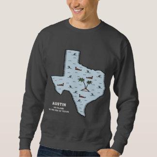 Austin-Insel Sweatshirt