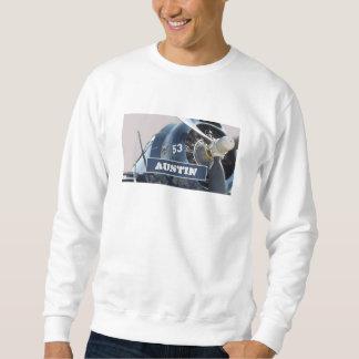Austin-Northrup Flugzeug-personalisiertes Sweatshirt