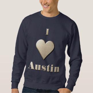 Austin -- Stahltan Sweatshirt