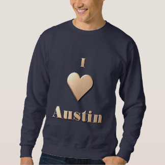 Austin -- TAN Sweatshirt