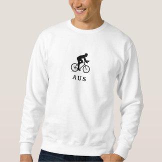 Austin Texas, das AUS radfährt Sweatshirt
