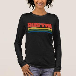 Austin Texas Langarm T-Shirt