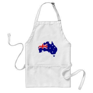 australia3 schürze
