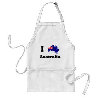 australia4 schürze