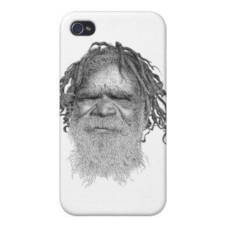 Australien eingeboren iPhone 4/4S case