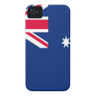 Australien-Flagge iPhone 4 Cover