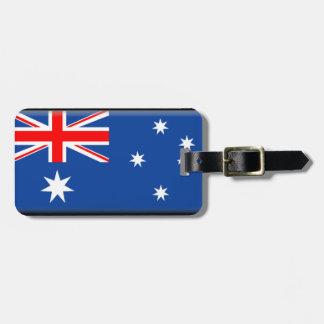 Australien-Flagge Kofferanhänger