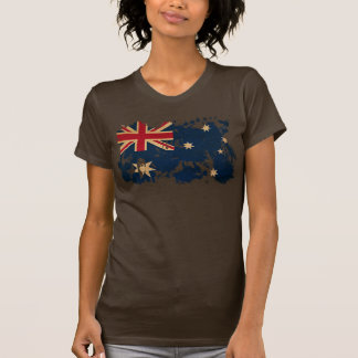 Australien-Flagge Tshirts
