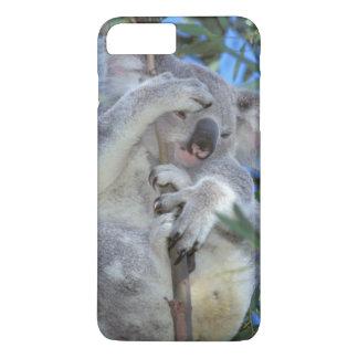 Australien, Koala Phasclarctos Cinereus) iPhone 8 Plus/7 Plus Hülle