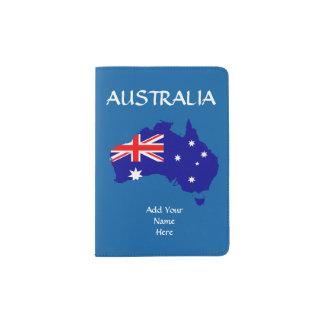 Australien-Pass-Abdeckung Passhülle