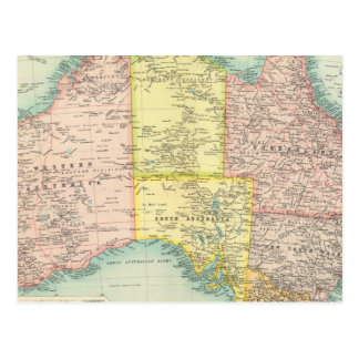 Australien politisch postkarte