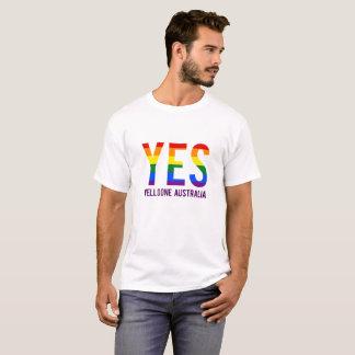 Australien sagte ja - LGBT T-Shirt