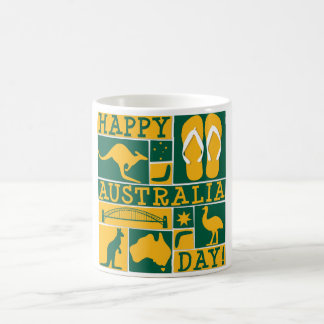 Australien-Tag Tasse