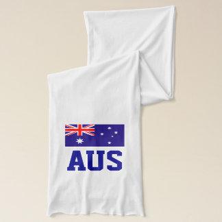 Australien-Tagesschals mit australischer Flagge Schal