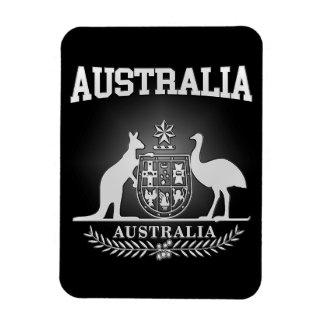 Australien-Wappen Magnet