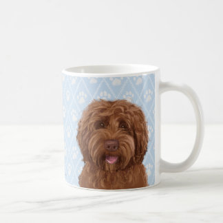 Australische labradoodle Kaffee-Tasse Tasse