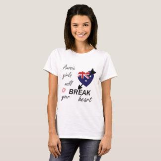 Australischer Heartbreaker T-Shirt