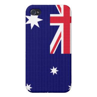 Australischer Stolz! iPhone 4 Case